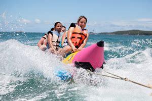 banana boat seminyak bali marine water sports tanjung benoa
