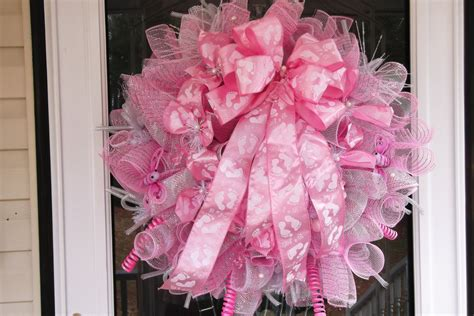 wreath baby shower items similar to mesh baby shower wreath on etsy