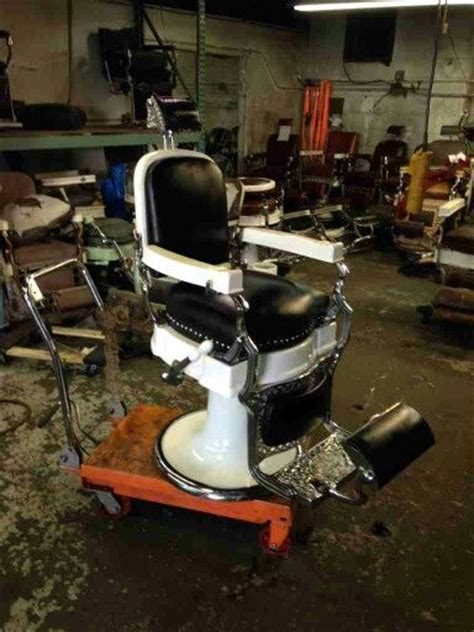 antique belmont barber chair parts 251 best images about antique barber chairs on