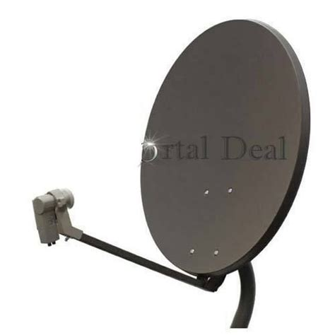 24 quot satellite tv antenna anik f3 dish network 118 118 7 ebay