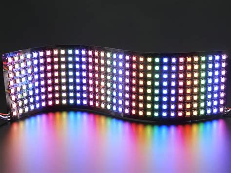 Led Matrix 8 215 32 neopixel rgb led matrix raspberry pi