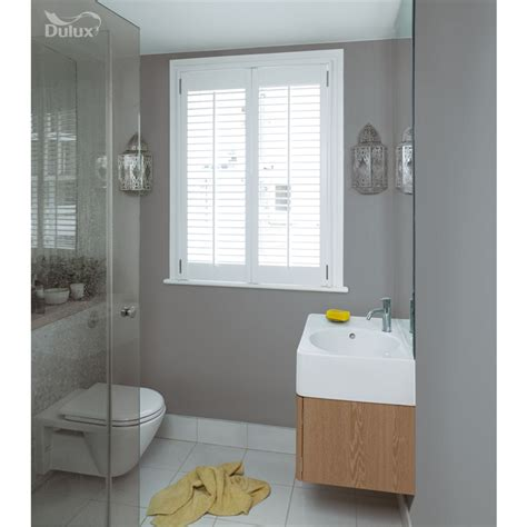 bathroom dulux paint dulux bathroom chic shadow soft sheen emulsion paint 2