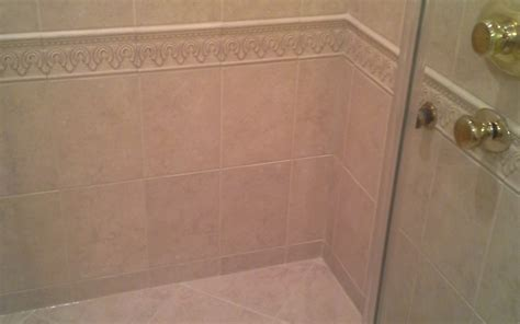 moldy shower grout caulk bathroom grout repair vs