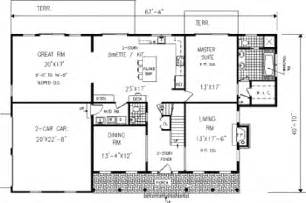colonial style floor plans honeycomb colonial country home plan 089d 0004 house