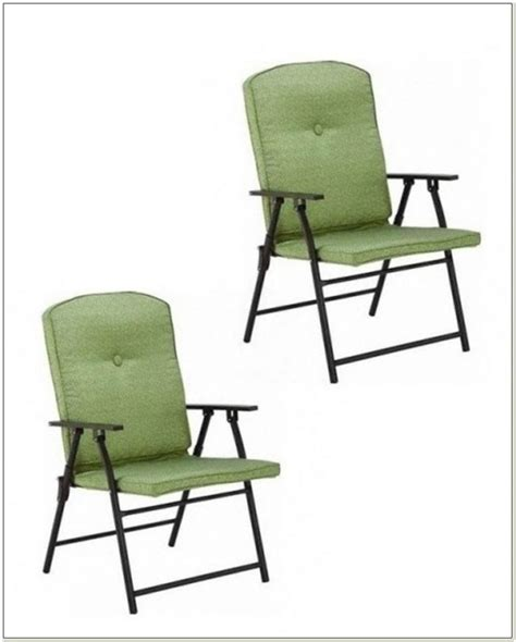 mainstay padded folding lawn chairs mainstay patio furniture patios home