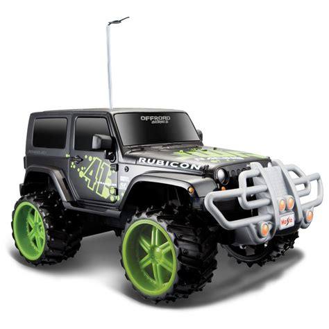 rc jeep radio rubicon jeep wrangler official licensed rc