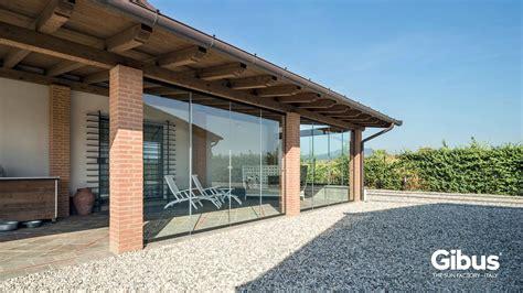 verande a vetri verande in legno e vetro galleria di immagini