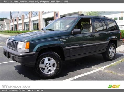 jeep grand limited 4x4 i a 1994 jeep grand 1994 jeep grand laredo 4x4 in everglade green