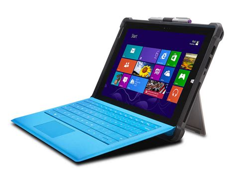 Microsoft Surface Pro Rugged by Kensington Releases Rugged For Microsoft Surface Pro