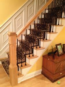 Residential Stair Railing by Stair And Rail System Installation Gorsegner Brothers
