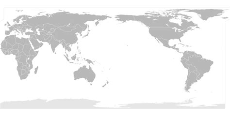 flat world map vector file blankmap world 162e flat svg wikimedia commons