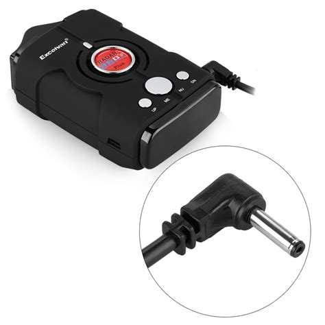 Speed Detector band 360 176 car speed radar cop laser detectors