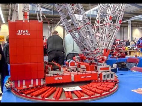 rc crane fischertechnik extreme amazing built crane