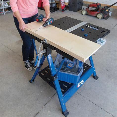kreg work bench amazon com kreg kws1000 mobile project center home