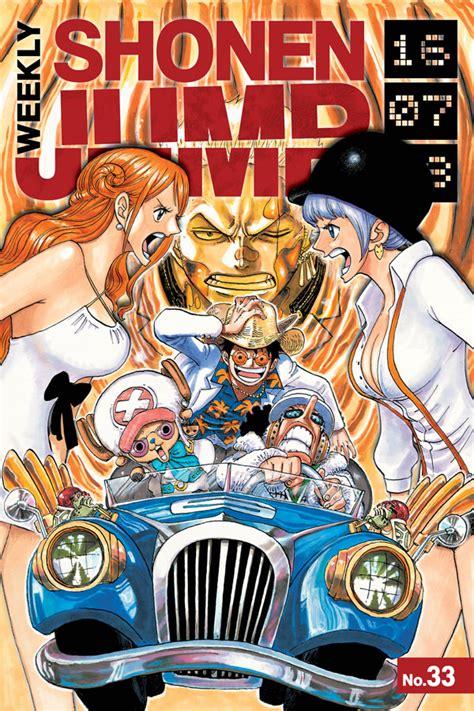 Shonen Jump Komik Vol 28 viz read weekly shonen jump jul 11 2016 issue