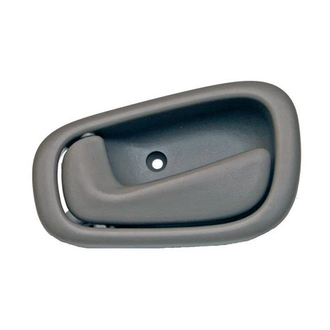 grey left inside door handle fits 1998 2003 toyota corolla front or rear direct automotive 2001 Toyota Corolla Interior Door Handle