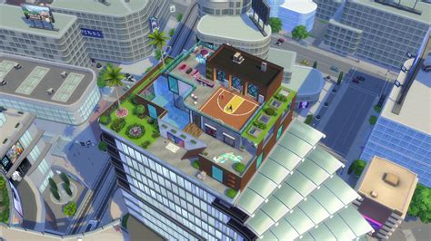 York Creek Apartments Floor Plans by Official Blog Check Out Penthouses In The Sims 4 City Living Simsvip