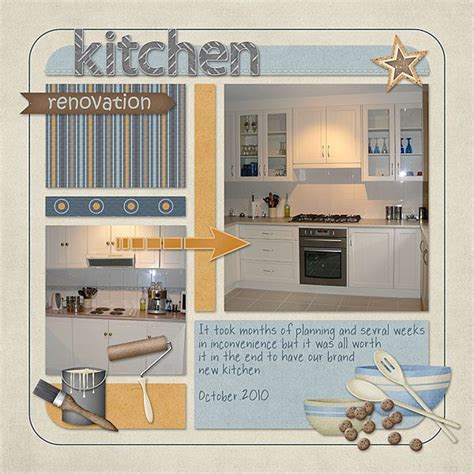17 best images about remodeling scrapbook ideas on