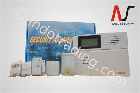 Alarm Keamanan jual gsm alarm security system berkualitas dan canggih untuk keamanan rumah dan toko anda harga