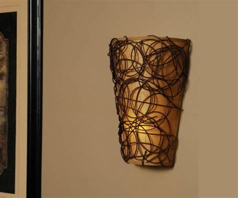 Design For Battery Powered Wall Sconce Modern Battery Operated Wall Sconces With Remote Great Home Decor
