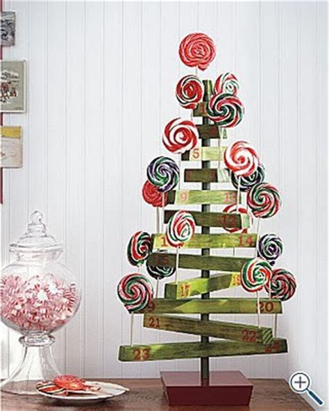 christine s favorite things christmas advent lollipop tree