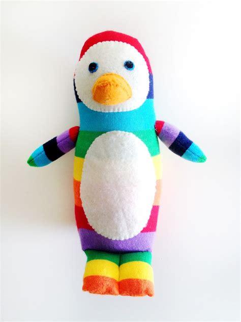 Animal High Knee Sock Penguin sock penguin tutorial imagine our