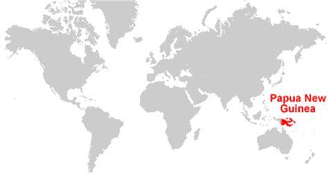 world map papua new guinea papua new guinea map and satellite image