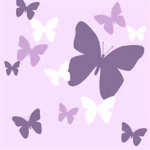 Butterfly Stickers For Wall Purple Butterfly Wall Stickers Litle Pups