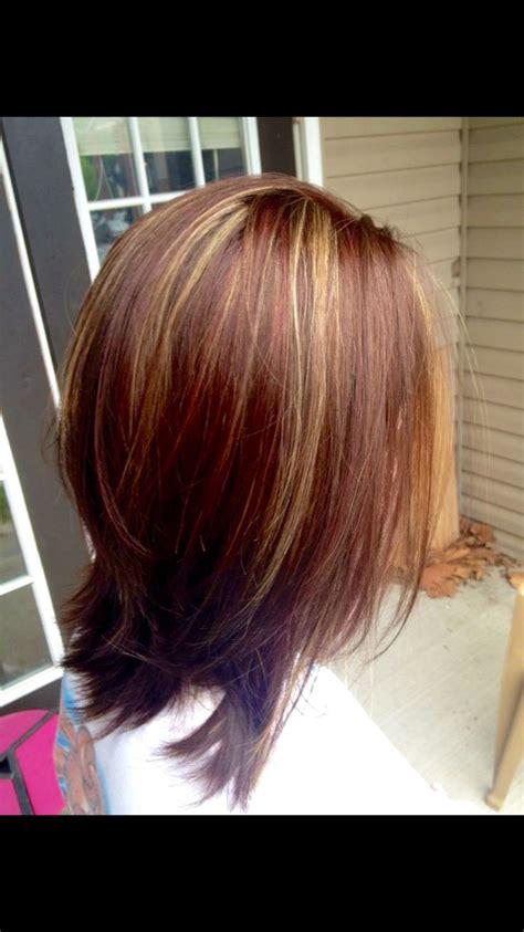 dark blond with mahogany lowlights olive skin pic 1000 ideas about mahogany brown on pinterest mahogany