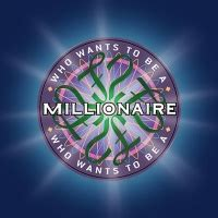 Who Wants To Be A Millionaire Ukgameshows Who Wants To Be A Millionaire Powerpoint With Sound