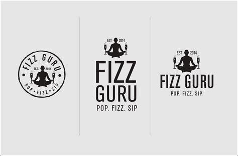 design logo guru fizz guru brand and logo design website design and