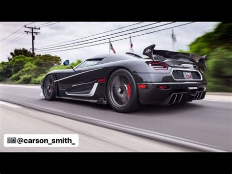 koenigsegg agera rs draken koenigsegg agera rs 1360hp fastest car in the world