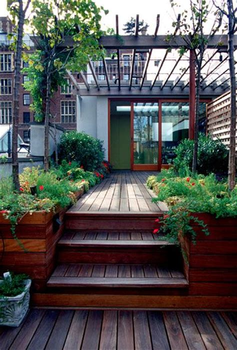 Deck Planters by Decks Planters And Pergolas On