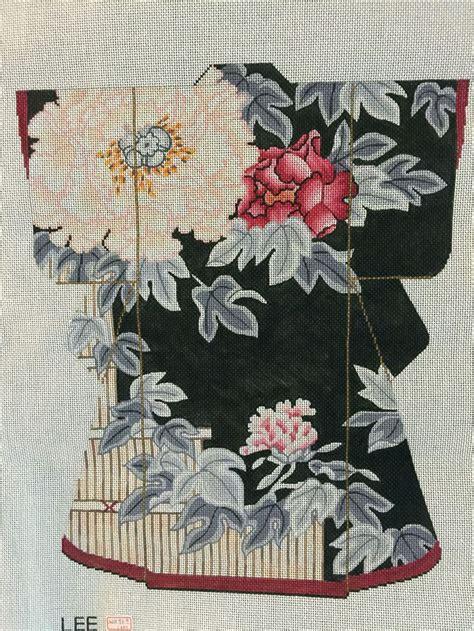 kimono needlepoint pattern 160 best needlepoint oriental kimonos images on pinterest