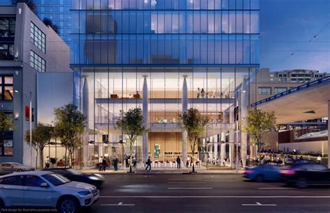 Apartment Hotel In San Francisco Renzo Piano Designs 36 Story Hotel And Apartment Tower In