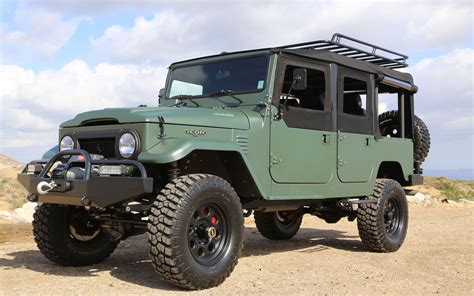 Icon Toyota Fj44 Four Door For Sale Only 157 000 Truck