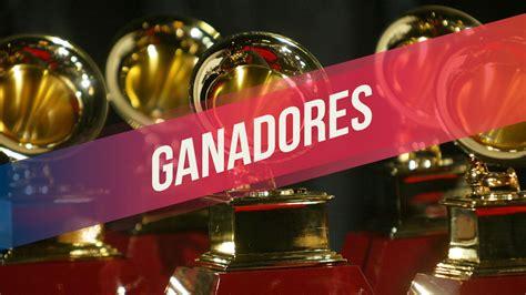 lista completa de los ganadores a los grammy awards 2016 lista completa de ganadores de latin grammy latin grammy
