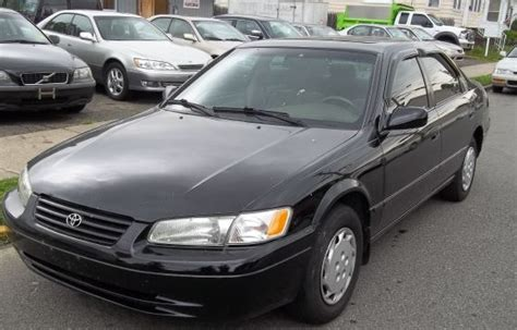 1998 Toyota Camry Ce 1998 Toyota Camry Exterior Pictures Cargurus