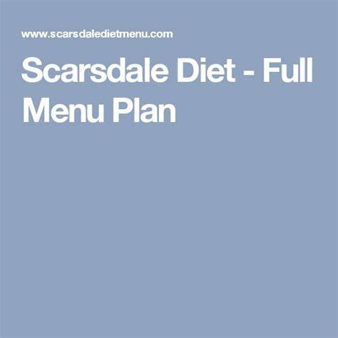 printable version of scarsdale diet the 25 best scarsdale diet ideas on pinterest scarsdale