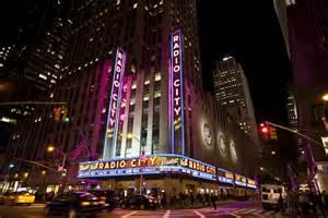 radio city new york attractions radio city