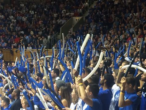 Duke Student Section by Recapping Day To Day Highlights From The Fall Semester Living Blue