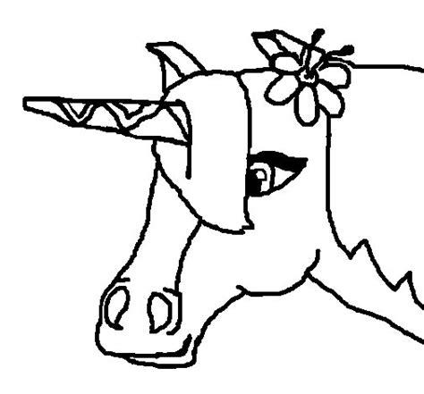 unicornio imagenes para pintar dibujo de unicornio iii para colorear dibujos net
