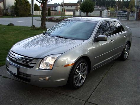 2008 ford fusion overview cargurus