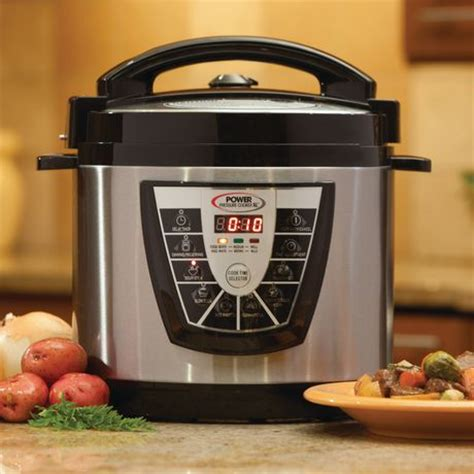 power pressure cooker xl power pressure cooker xl walmart canada