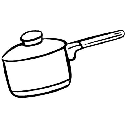 immagini cucinare disegno di pentola per cucinare da colorare per bambini