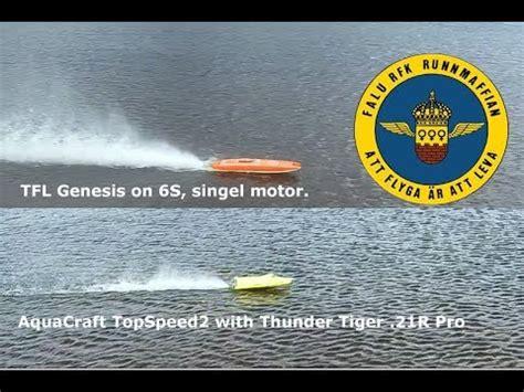 nitro rc boats youtube fast rc boat tfl genesis topspeed2 nitro rc boats