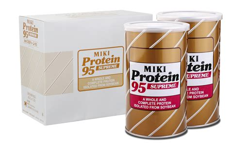 Miki Protein 95 Supreme Health For Everyone