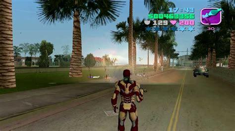 gta 5 ironman mod game free download iron man in gta vice city mod youtube