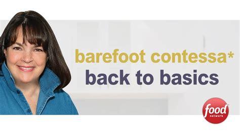 barefoot contessa back to basics recipes barefoot contessa back to basics movies tv on google play