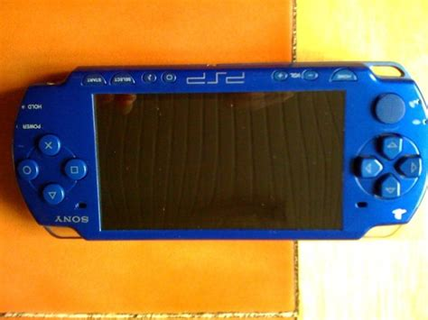 psp 3000 console psp 3000 blue console for sale in templeogue dublin from
